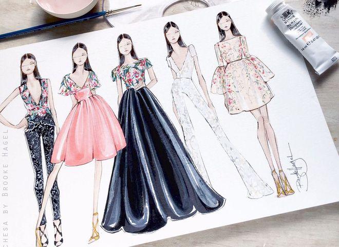 Відома дата фіналу конкурсу fashion-ілюстрації IMAGO 2016