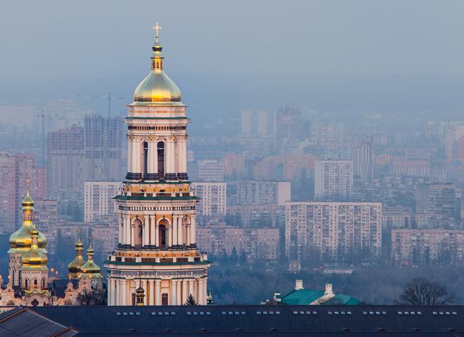 Київ потрапив у рейтинг найзабрудненіших міст