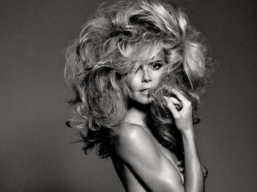 Хайді Клум для Vogue Italia