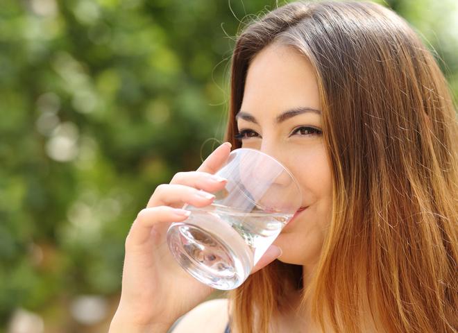 Норма воды в день