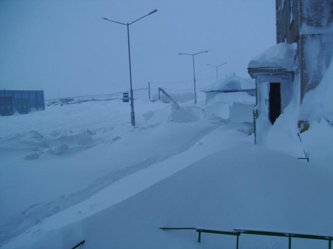 Настоящая зима выглядит так