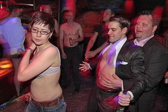 Лучшие секс-шоу мира: Slut Night Berlin