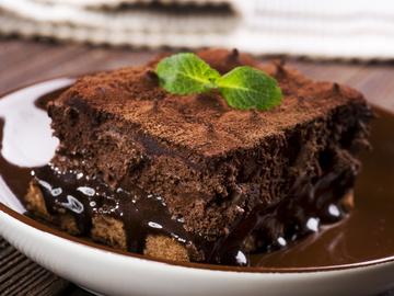 Крем для торта, шоколадный торт