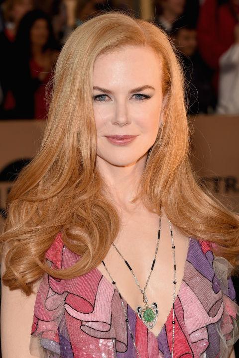 10 трендовых окрашиваний стильного розового блонда