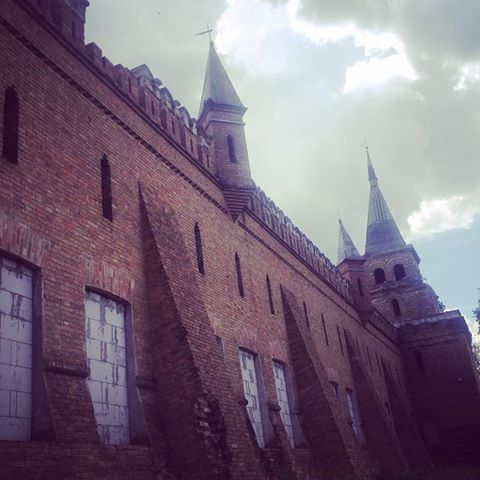Замки з привидами