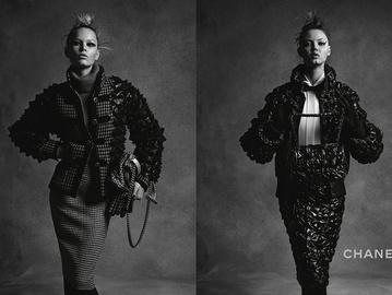 Chanel ad campaign fw2015-2016