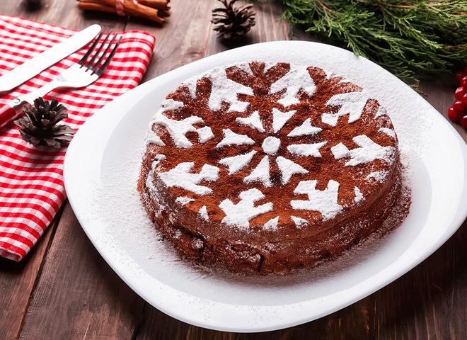 Торт на Новый год 2019 своими руками: готовим супершоколадный десерт
