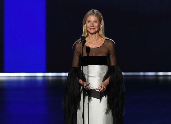 Гвинет Пэлтроу на Emmy Awards 2019