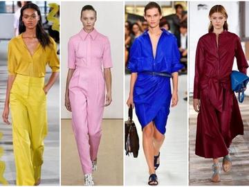Какой ты из модных летних цветов Института цвета Pantone?