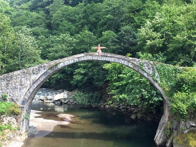Арочный мост Кобалаури