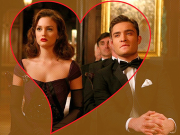 Самые красивые пары из сериалов