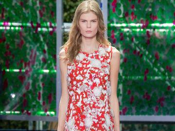 Сад желаний: показ Christian Dior на Неделе высокой моды в Париже