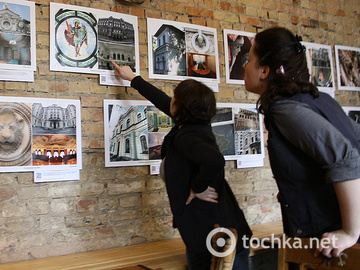 Выставка: история особняков