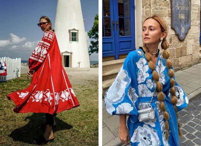 Современные украинские бренды в этно-стиле