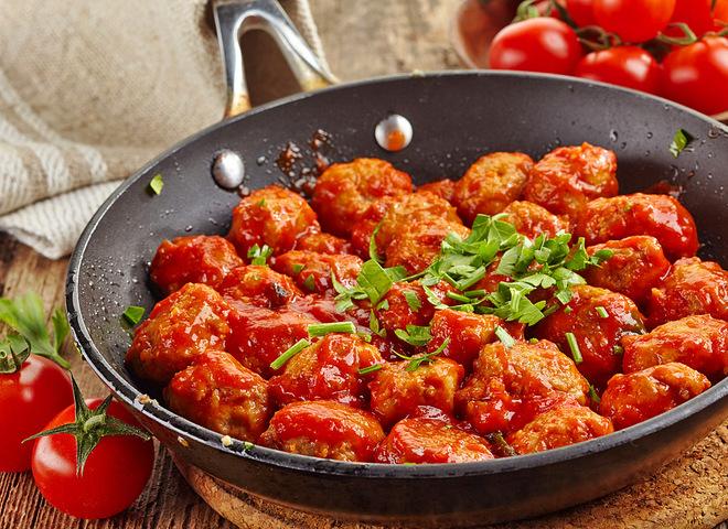 Как приготовить тефтели с подливой – вкусный рецепт