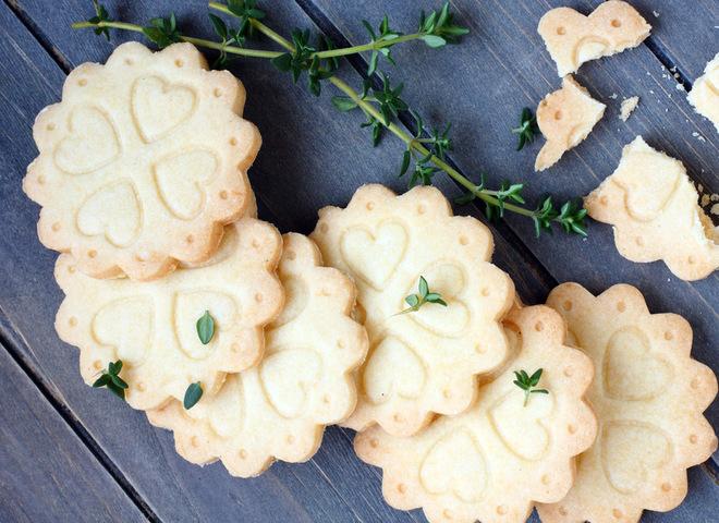 Рецепт пісного печива