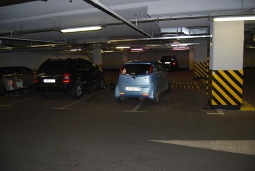 Паркинг по фрейду?