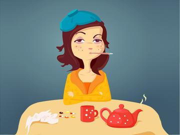 Что нельзя делать при гриппе и простуде