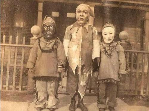 Ретро костюмы на Хеллоуин