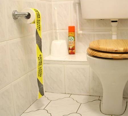 Необычная туалетная бумага. А какую выберешь ты?