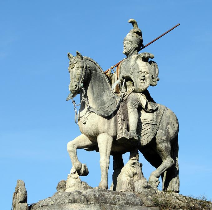 Лонгин Сотник, римский воин, центурион
