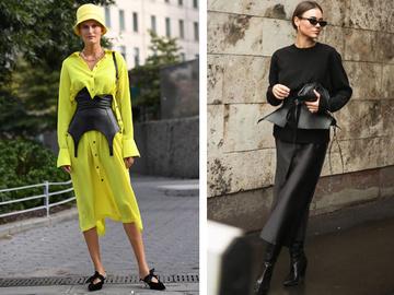 Як носити корсетний пояс в повсякденності: модні прийоми