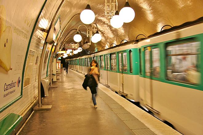 Ціни на транспорт - Париж