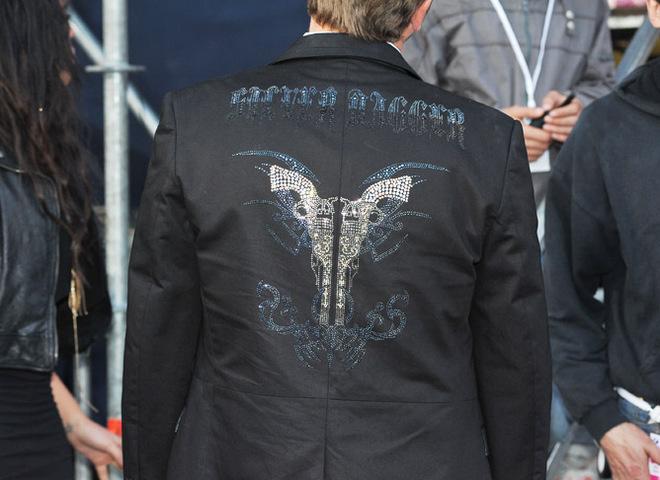 Угадай, чей пиджак?