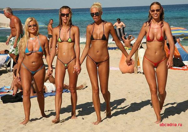 Голые русские нудисты и секс натуристов  эротика и порно