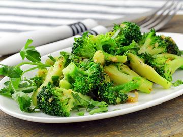 Как приготовить брокколи вкусно и быстро