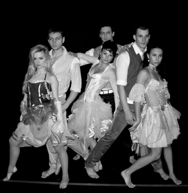 Анастасия Волочкова и балет EveryDance