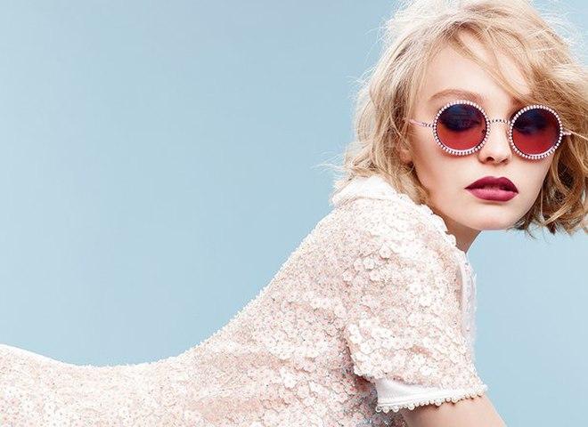 Лілі-Роуз Депп для Chanel