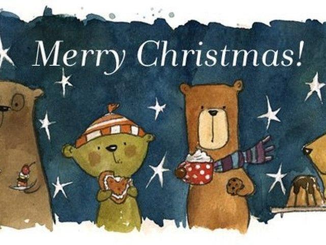 Картинки с рождеством прикольные с юмором