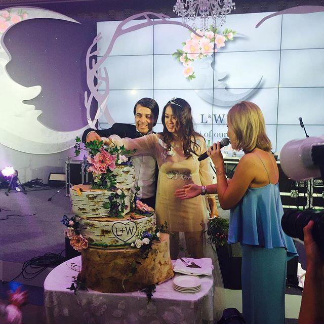 Свадьба Валида Арфуша и Лиды Петровой