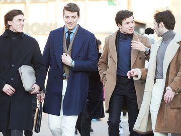 Чоловічий Тиждень моди в Мілані