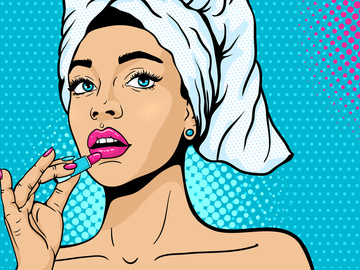 Догляд за губами в міжсезоння
