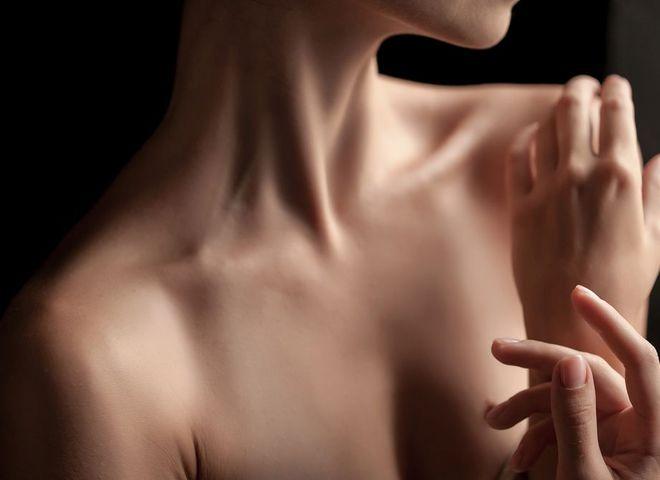 Шкіра шиї і зони декольте