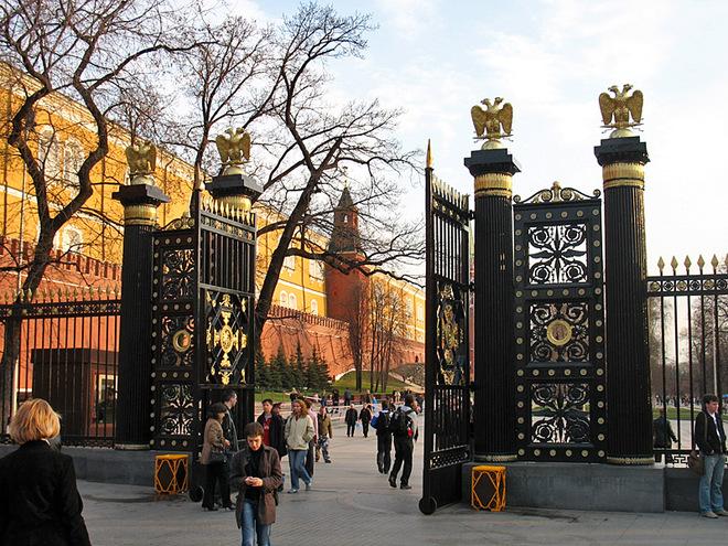 Визначні місця Москви
