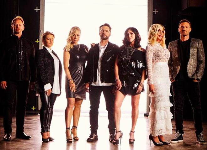 """Беверли-Хиллз, 90210"": названа дата перезапуска культового сериала 90-х"