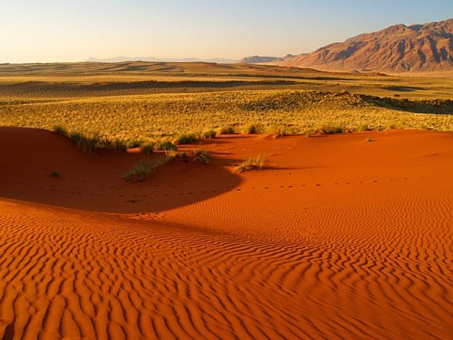 Національні парки світу: Національний парк Наміб-Науклуфт