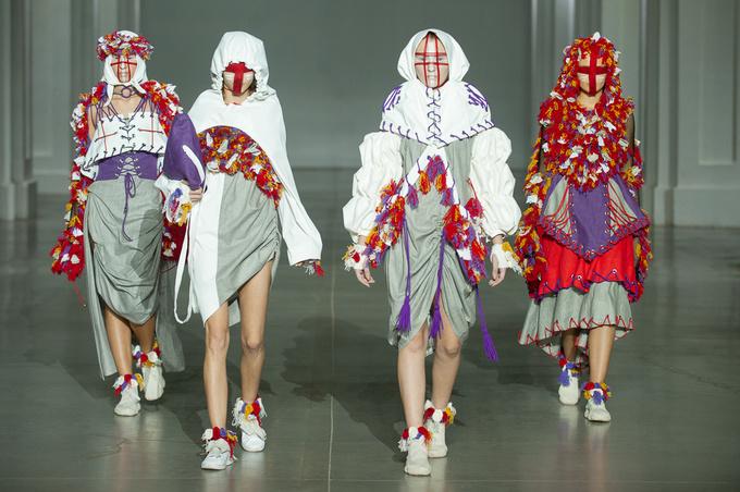 Lviv Fashion School: Ukrainian Fashion Week noseason sept 2021