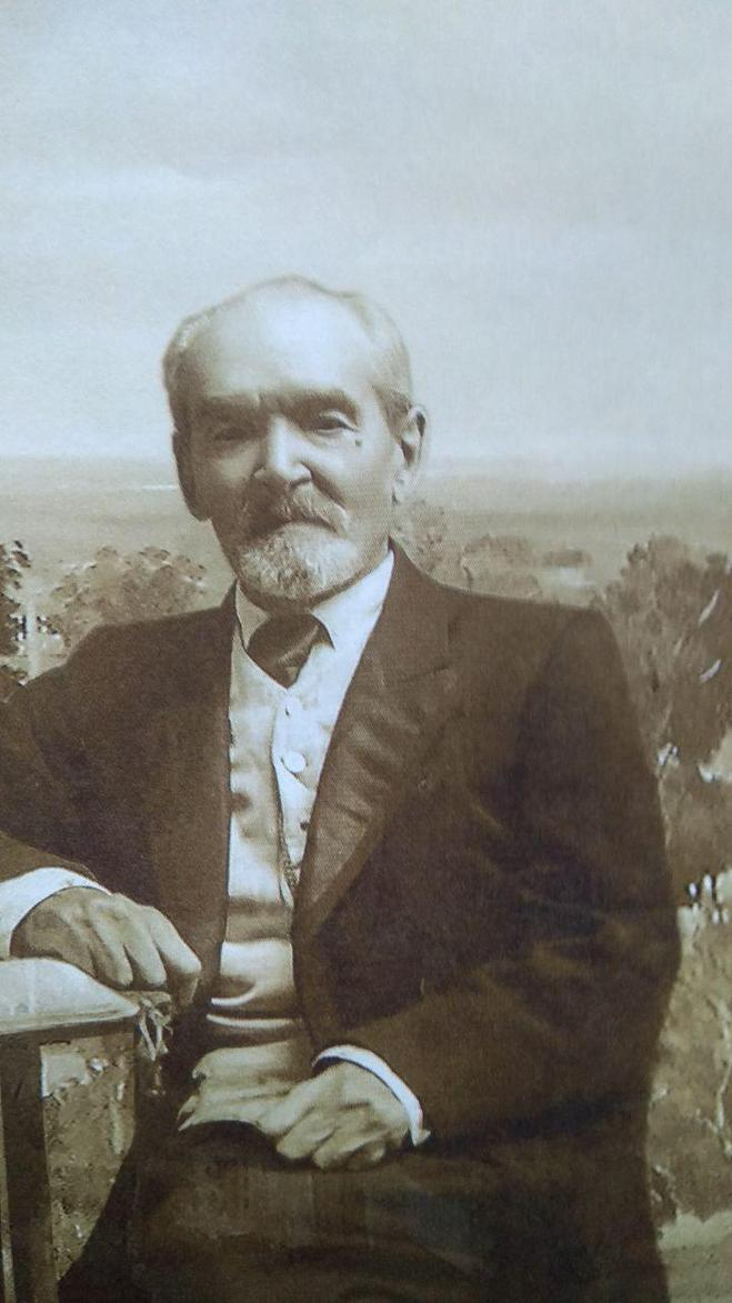 Миргород 100 лет назад