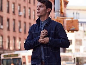 Levi's выпустит смарт-пиджак в 2017 году
