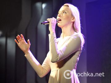 "Оля Полякова на ""Две капли"""