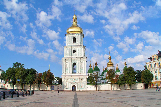 Софійський собор, Київ
