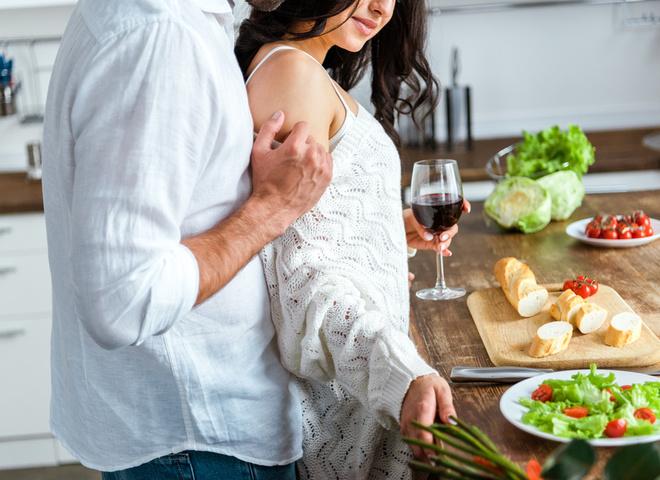 Какие продукты полезны для мужской силы