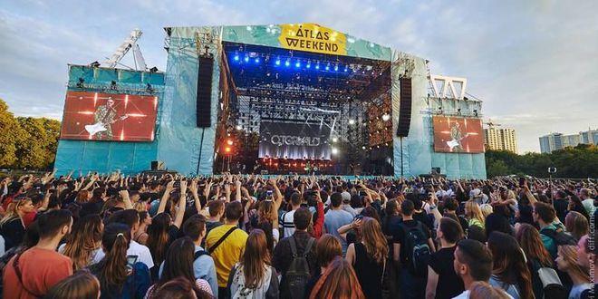 Концерти в липні