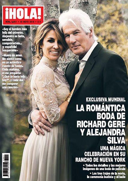 Річард Гір весілля