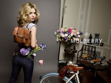 Mulberry рекламная кампания
