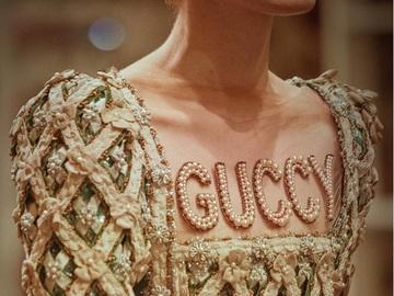 Круизный показ Gucci 2018